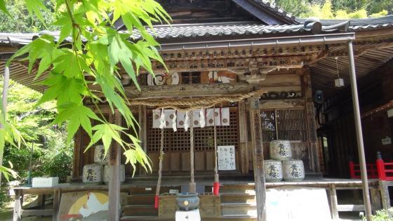 蓮華寺境内画像