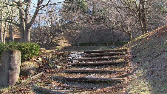 子供の森公園入口