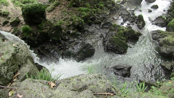 不動の滝上(1)