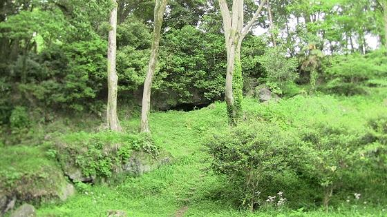 偕楽園プチ洞窟