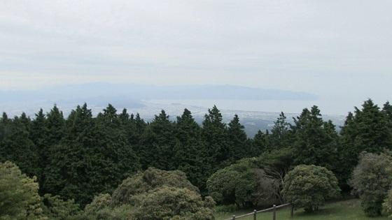 池の平展望公園からの景色(2)