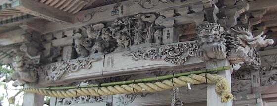 木彫り彫刻