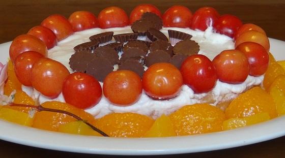 まるみたアートの手作りケーキ(2)