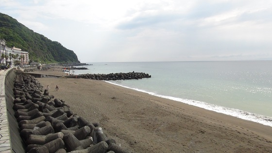 熱川YOU湯ビーチ(2)
