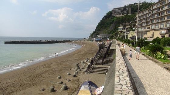 熱川YOU湯ビーチ(1)