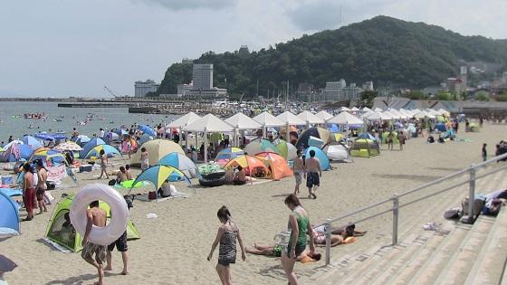 熱海サンビーチ(2)