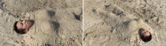 砂埋めボディ(すけぞぉ)