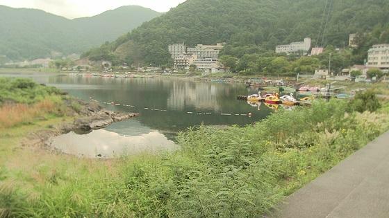 河口湖(2)