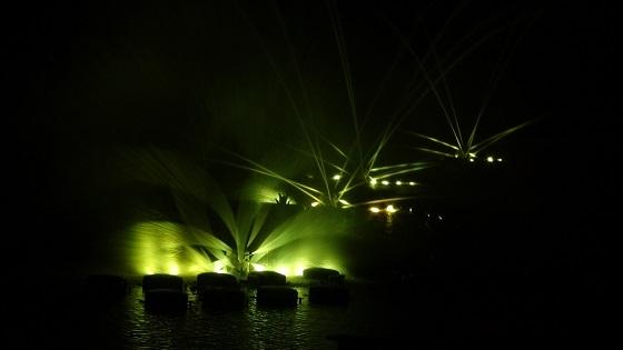 噴水ショー「はままつの栄光」(1)
