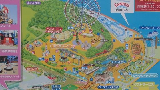 遊園地全体図(2)