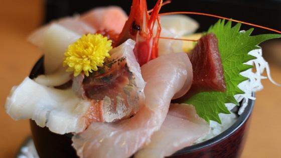 地魚海鮮どんぶり膳