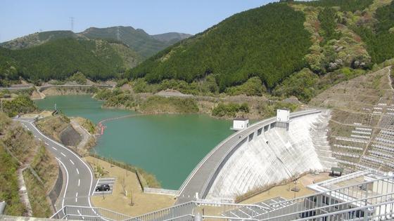 太田川ダム×かわせみ湖