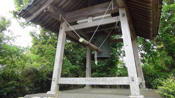 久延寺の鐘