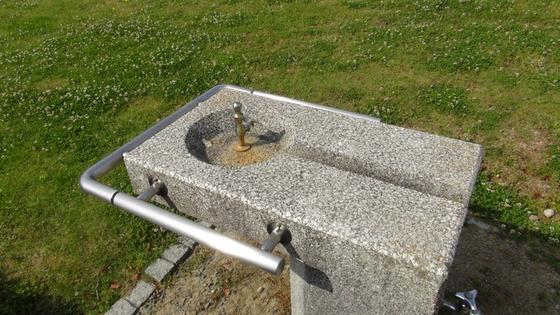 水飲みスペース