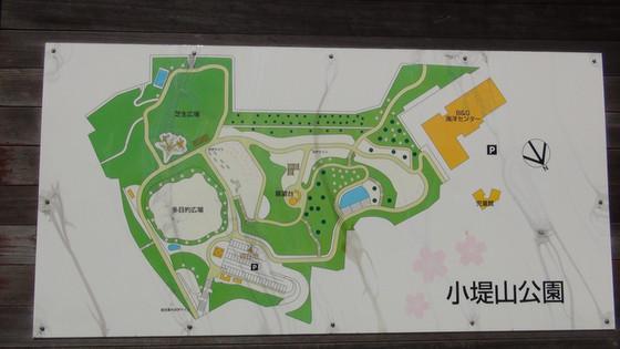 公園案内地図