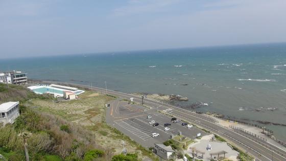 灯台からの景色2