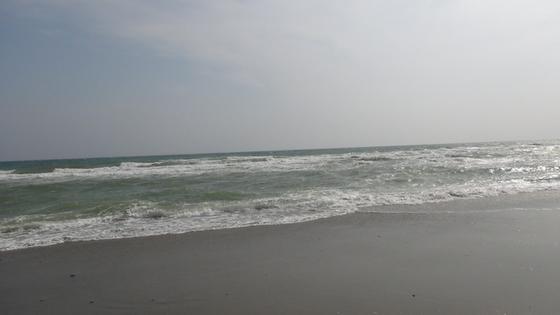 浜岡の海1