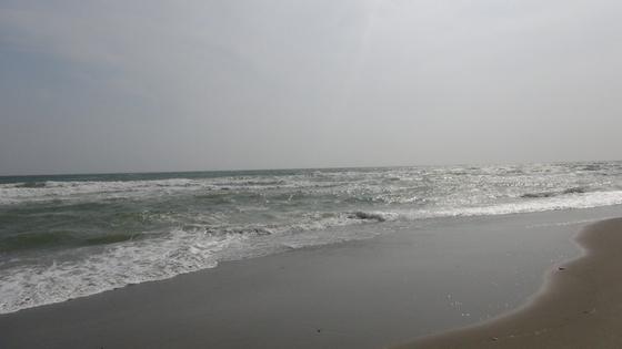浜岡の海2