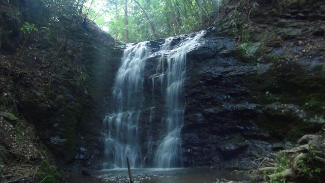 森町「タイラ沢の大滝」に行ってみた | まるみた.com