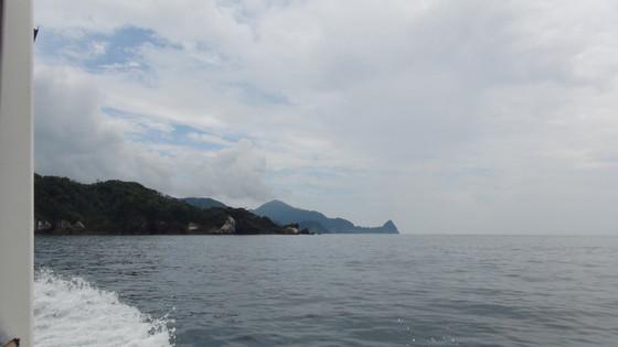 遊覧船からの景色2
