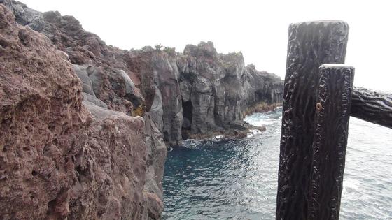 吊橋からの景色1