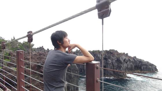 吊橋×はる蔵