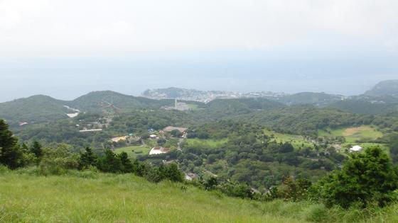 浅間山の展望1