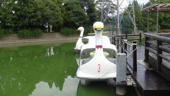 ボート乗り場2