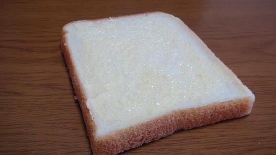 食パン&バター