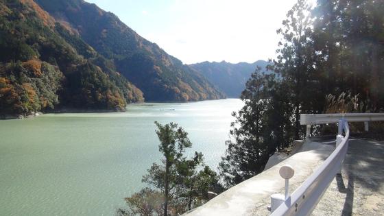 佐久間湖1