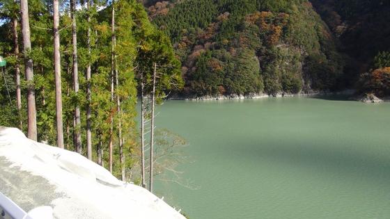 佐久間湖2
