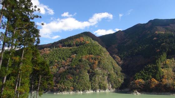 佐久間湖3