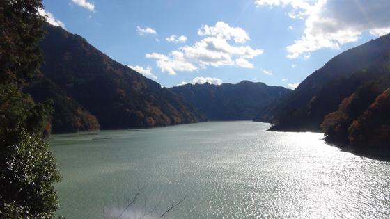 佐久間湖4