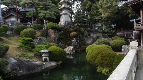 庭園風景1