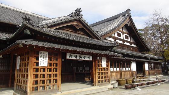 寺院建物1