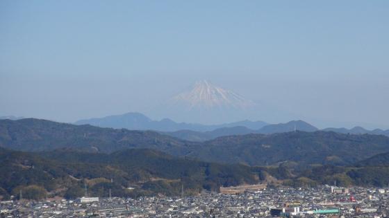 牧之原公園富士山3