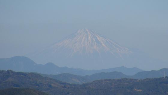 牧之原公園富士山4